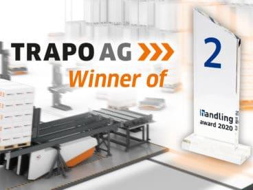 TRAPO winner of handling award