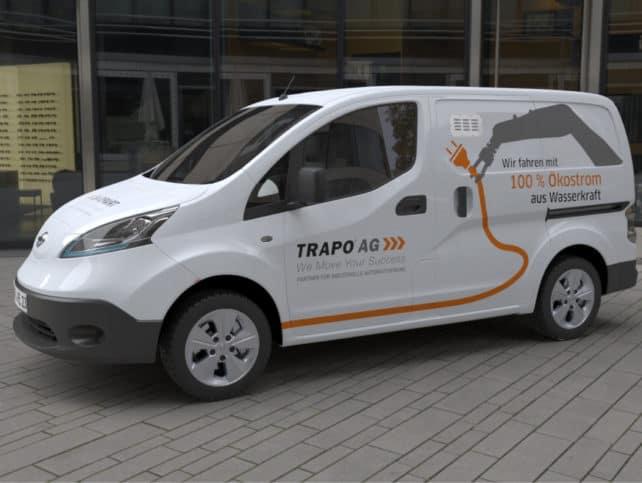 Nachhaltigkeit TRAPO AG