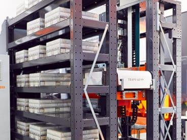 Warehousing TRAPO AG
