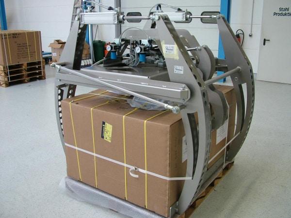 Greifertechnologie TRAPO AG